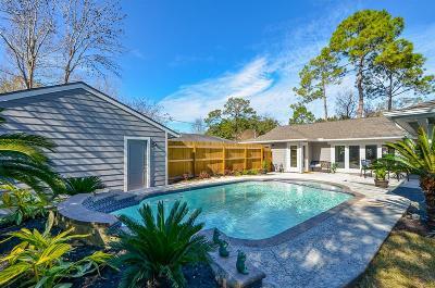 Houston Single Family Home For Sale: 4413 Waycross Drive