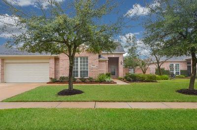 Missouri City Single Family Home For Sale: 9727 Chriesman Way
