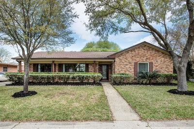 Houston Single Family Home For Sale: 2319 Tannehill Drive
