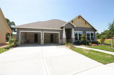 Tomball Single Family Home For Sale: 11107 English Holly Court