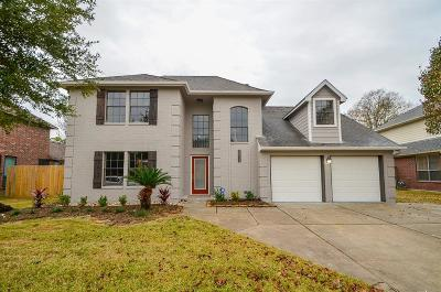 Harris County Single Family Home For Sale: 20515 Forest Stream Drive