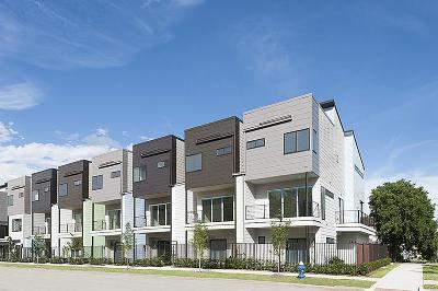Houston Condo/Townhouse For Sale: 2817 St Emanuel