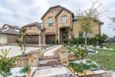 Cypress Single Family Home For Sale: 18943 Trinity Star Drive