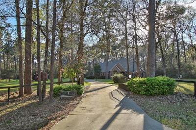 Magnolia Single Family Home For Sale: 33309 Doe Drive