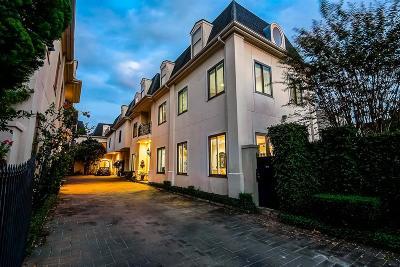 Houston Single Family Home For Sale: 1805 Potomac Drive #D