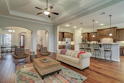 Tomball Single Family Home For Sale: 18411 Harlow Drive