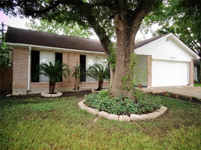 Sugar Land Single Family Home For Sale: 13958 Towne Way Drive