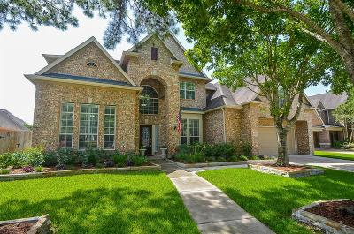 Katy Single Family Home For Sale: 2907 Amy Shores Court
