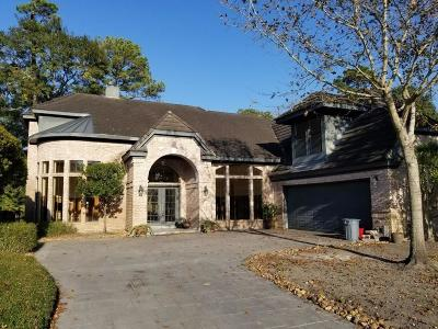 Houston Single Family Home For Sale: 16014 Piney Links