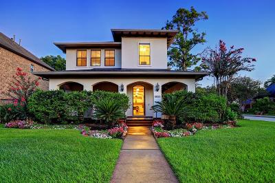 Bellaire Single Family Home For Sale: 4821 Beech Street