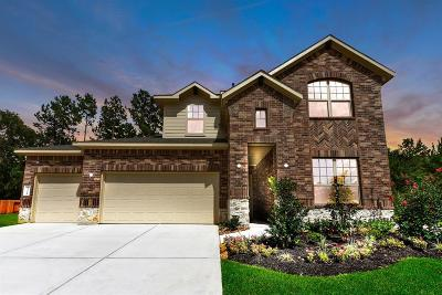 Tomball Single Family Home For Sale: 25718 Balsamwood Drive