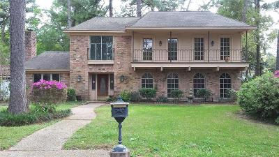 Houston Single Family Home For Sale: 10803 Fawnview Drive