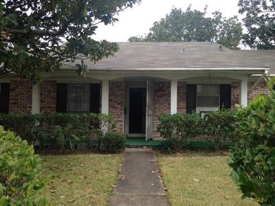 Houston Single Family Home For Sale: 4122 Regency Drive