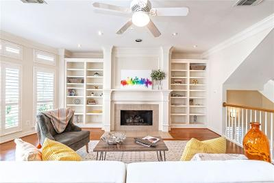 Houston Condo/Townhouse For Sale: 5 Stalynn Lane