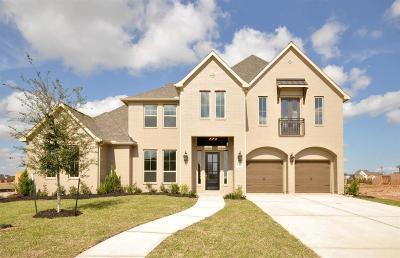 League City Single Family Home For Sale: 3105 Iris Knoll Lane