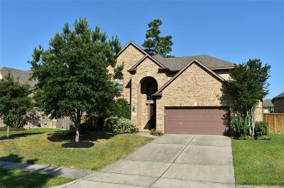 Summerwood Single Family Home For Sale: 13935 Sawmill Run Lane