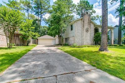 Houston Single Family Home For Sale: 11710 Fawnview Drive