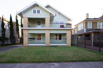 Montrose Multi Family Home For Sale: 607 Harold Street