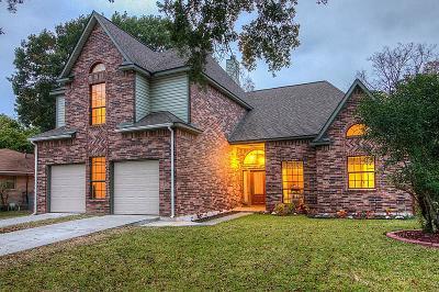 Jersey Village Single Family Home For Sale: 15810 Juneau Lane
