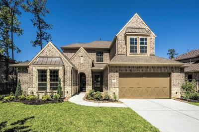 The Woodlands TX Single Family Home For Sale: $579,990