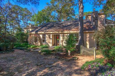 Spring Single Family Home For Sale: 1 Holly Tree Lane