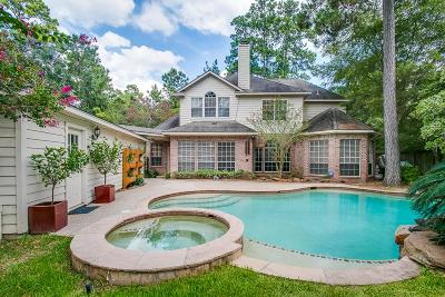 The Woodlands Single Family Home For Sale: 39 S Floral Leaf Circle