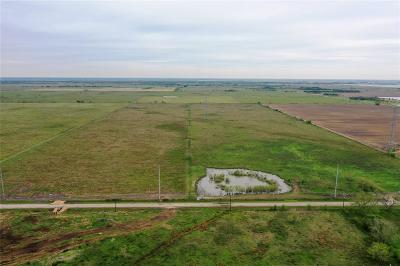 Wharton County Country Home/Acreage For Sale: Tbd County Road 409