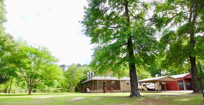 Conroe Single Family Home For Sale: 2391 Meadow Road
