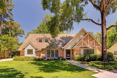Houston Single Family Home For Sale: 13730 Barryknoll Lane