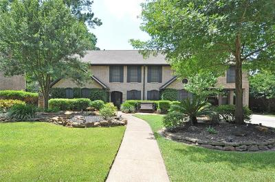Kingwood Single Family Home For Sale: 3403 Oak Gardens Drive