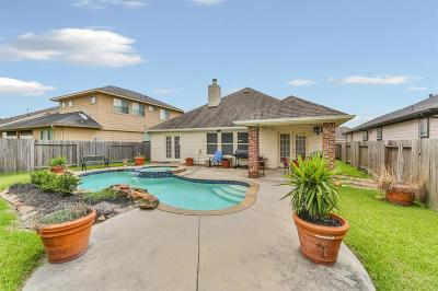 Cypress Single Family Home For Sale: 15615 Bluff Park Court