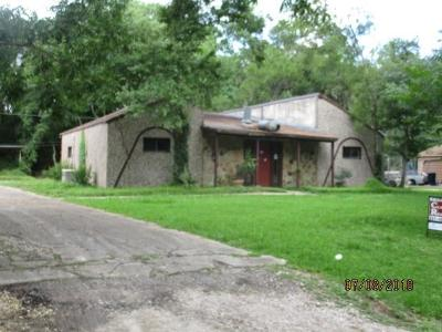 Sweeny Single Family Home For Sale: 1583 County Road 934/Hilltop