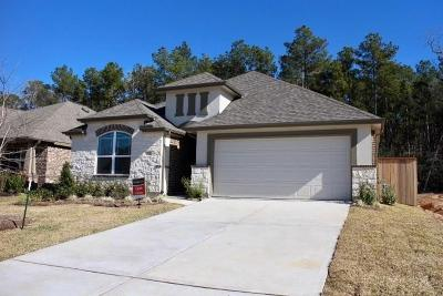 Conroe TX Single Family Home For Sale: $234,990