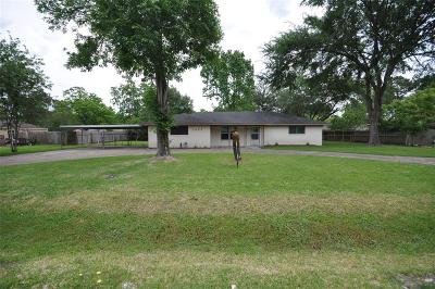Pearland Single Family Home For Sale: 2405 Cunningham Drive