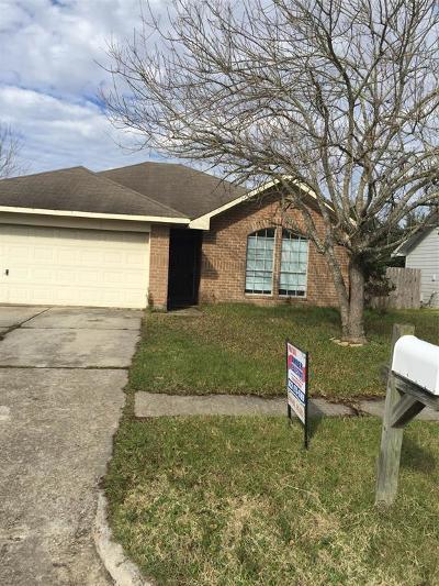 Hockley Single Family Home For Sale: 24326 Bar Kay Lane