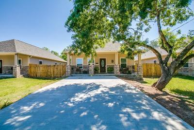 Bacliff Multi Family Home For Sale: 4730 19th Street