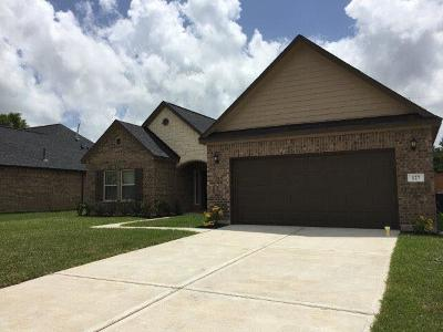 Bay City TX Single Family Home For Sale: $219,800