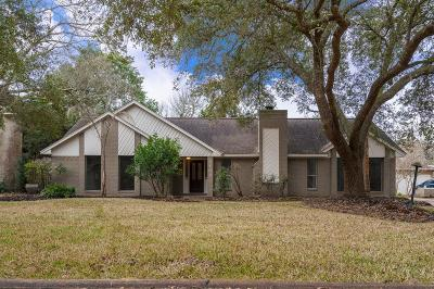 Friendswood Single Family Home For Sale: 5422 Appleblossom Lane