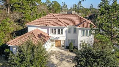 The Woodlands Single Family Home For Sale: 70 Kingscote Way