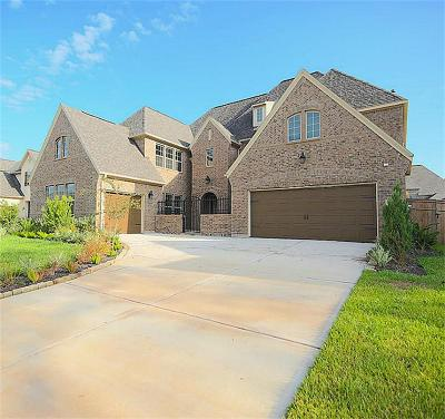 Missouri City Single Family Home For Sale: 9815 Mount Shasta