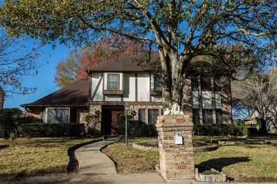 Houston Single Family Home For Sale: 7503 Bull Creek Road E