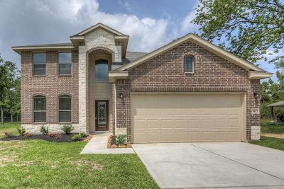 Willis Single Family Home For Sale: 13862 Oak Manor Drive