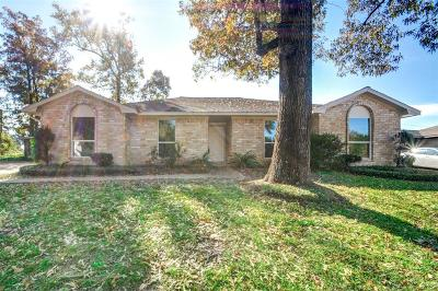 Conroe Single Family Home For Sale: 10074 Woodhollow Drive