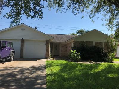 League City Single Family Home For Sale: 302 Baycrest Drive