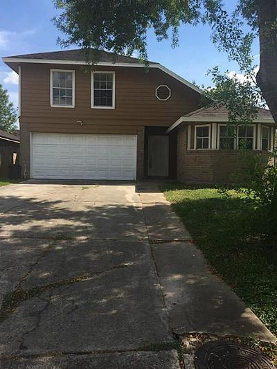 Channelview Single Family Home For Sale: 15226 Peachmeadow Lane