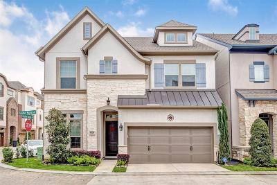 Houston Single Family Home For Sale: 6703 Saxton Manor Lane