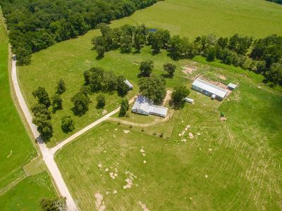 Country Home/Acreage For Sale: 1260 Thomas Castleberry Road