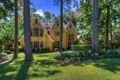 The Woodlands Single Family Home For Sale: 47 Firefall Court