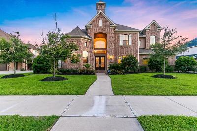 Katy Single Family Home For Sale: 10407 Prescott Glen Lane