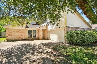 Houston TX Single Family Home For Sale: $143,000